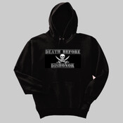 Death Before Dishonor Front Hoodie